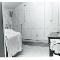 Image of Miller Cottage Bedroom - Wertz, Silas G.