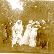 Image of Mary Miller Nichols Wedding -