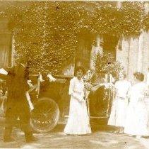Image of Mary Nichols Wedding -