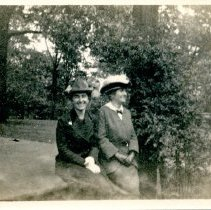 Image of Mary and Grace Miller -