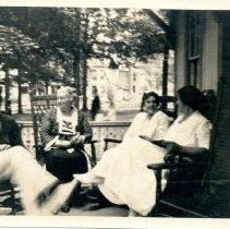 Image of At Miller Cottage -