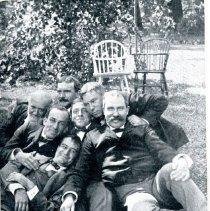 Image of Miller Family Men -