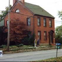 Image of John Miller House - George W. Ball