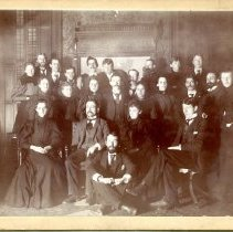 Image of Aultman, Miller and Co. Employees -