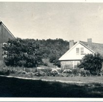 Image of House and Barn -