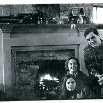 Image of Kim, Mina, and Theodore Arnn -
