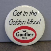 Image of Gunther Beer button