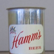 Image of Hamm's Beer Can