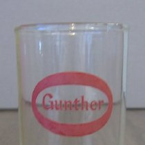 Image of Gunther Beer glass