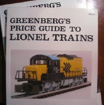 Image of Greenberg's Price Guide To Lionel Trains: Postwar O and O-27 Trains