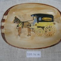 Image of 2013.36.01 Ashtray