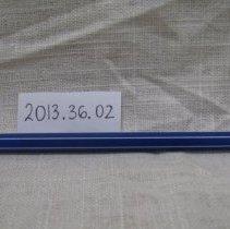 Image of 2013.36.02 Pen - Back