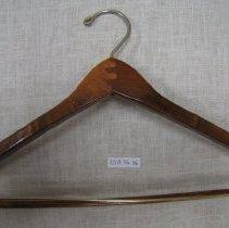 Image of 2013.36.06 Hanger - Back