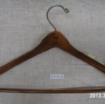 Image of 2013.36.06 Hanger - Front