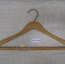 Image of 2013.36.07 Hanger - Back