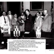 Image of Ad campaign for Shoe peg corn. Donor has original photo.