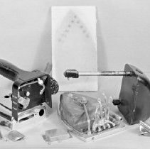 Image of disassembled Steam Point Iron