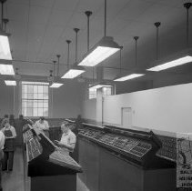 Image of Int view of Moran Printing