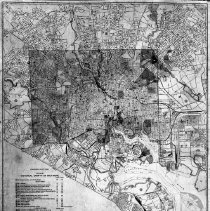 Image of Map of Baltimore