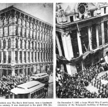 Image of Clipping from Baltimore Sun