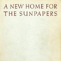 Image of BGE.1.S - Booklet