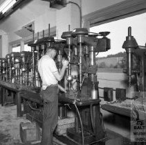 Image of Worker at Black Mfg Co