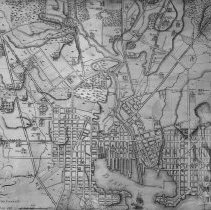 Image of Map of Baltimore 1801