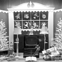 Image of Christmas Window Display