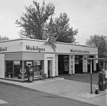 Image of Mobil Gas Station