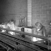 Image of Workers at the Amer Steel Co