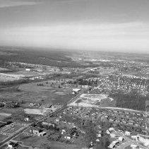 Image of Aerial view of Timonium