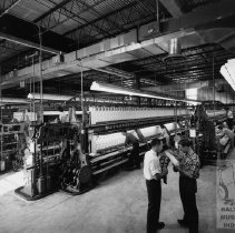 Image of Workers at Lion Brothers Compa