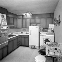 Image of Monowall Model Kitchen