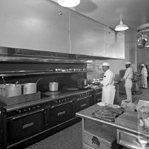 Image of Workers at Oriole Cafeteria