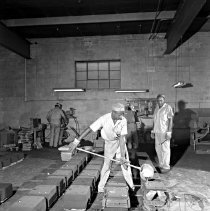 Image of Workers at the Triad Foundry