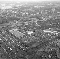 Image of Pikesville from Sudbrook Park