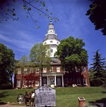 Image of Maryland State House