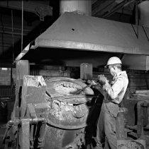 Image of Metal Worker