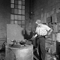 Image of Worker at Danko Aluminum