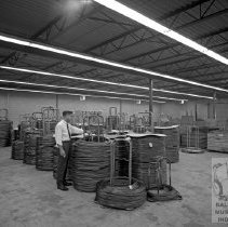 Image of Wooster Wire Production