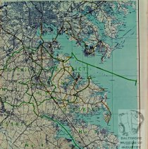 Image of Anne Arundel County Map