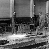 Image of Steel workers