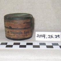 Image of Container, Medicine - 2014.25.29