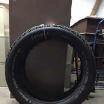 Image of 2 of two tires same size