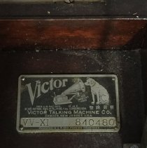 Image of tag serial number