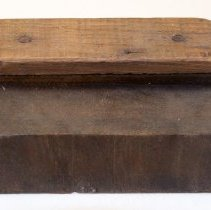 Image of #15b  Wooden Fabric Hand Printer