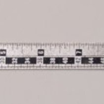 Image of #23a  One Of The H. B. Rouse Type Rulers