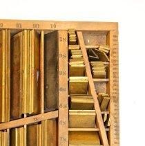 Image of #39a  Brass Rule Case W- Brass Rule