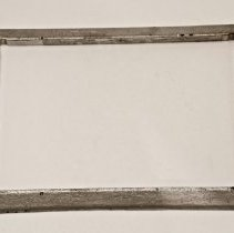 Image of Frame, Metal - 2016.03.066