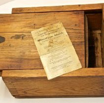Image of Box, Wood - 2016.03.068